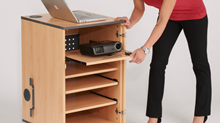 Audio Visual Furniture